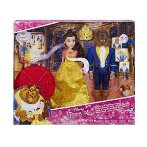 Disney Princess Belle And Beast Transformation (Z000066982)