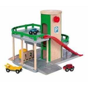 Brio Parking Garage Set, Brio tretog (Z000008688)