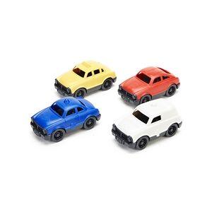 Green Toys Green  Toys Mini Fordon 4-pack