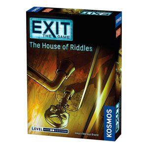 Brädspel.se / Spilbraet EXIT: The House of Riddles Spel