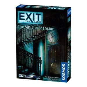 Brädspel.se / Spilbraet EXIT: The Sinister Mansion Spel