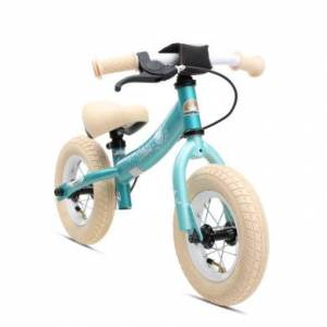 bikestar Springcykel 10, turkos Bird