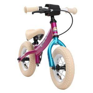 bikestar Springcykel 10, Berry-Turkos