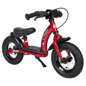 bikestar Springcykel 10 Classic röd