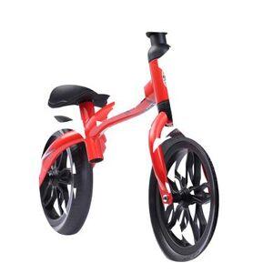 bikestar Springcykel 10 röd