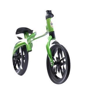 bikestar Springcykel 10 grön