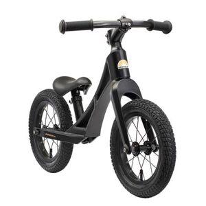 bikestar Springcykel 12 BMX Ultralätt svart
