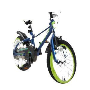bikestar Barncykel 16 Mountain blå/orange