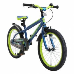 bikestar Barncykel 20 Mountain blå/orange