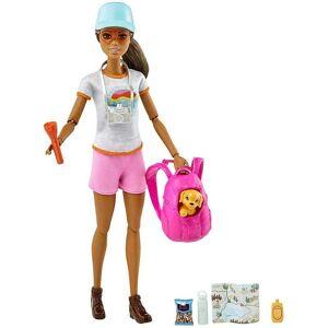 Barbie Wellnes Docka Hiker Backpack Pet Carrier Made To Move