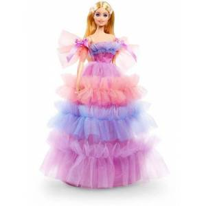 Barbie Birthday wishes Doll In Gown