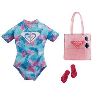 Barbie Beachkläder Roxy Grafik Dockkläder