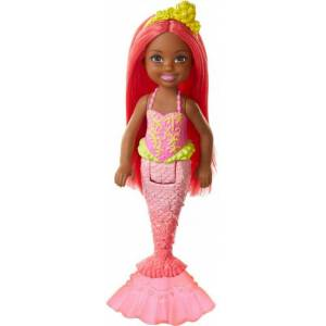 Barbie Chelsea Mermaid Dreamtopia with Coral Pink Hair and Tail