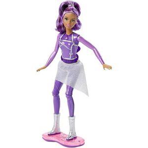 Barbie Star Light Adventure Lights and Sounds Hoverboarder Doll DLT23