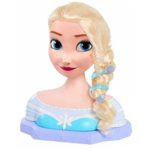 Disney Stylinghuvud Elsa Disney Frozen Deluxe