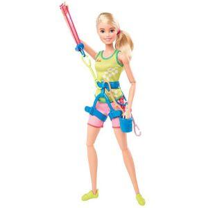 Barbie Olympics Klättrare Docka