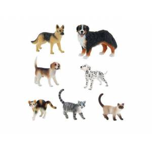 Hundar o katter BULLYLAND 7/FP