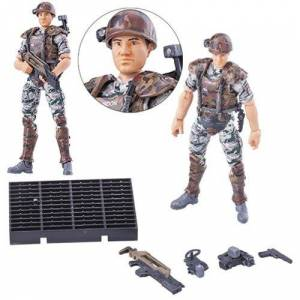 Diamond Direct Aliens: Colonial Marine Hudson 1:18 scale Action Figure