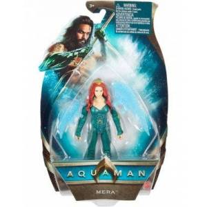 Aquaman - Mera, rörlig figur