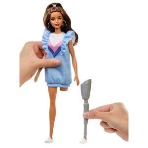 Barbie Fashionistas Docka med Protesben 121