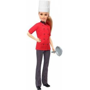 Barbie Docka Kock