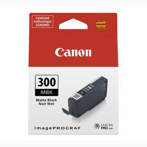 Canon Pfi-300 Mbk Original Bläckpatron (14 Ml)