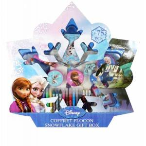 Disney Frozen, kreativt set med 75 delar