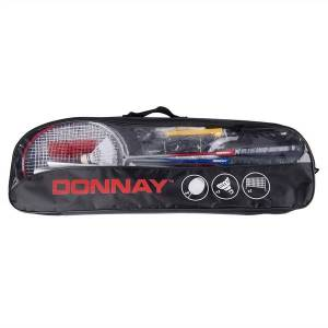 Donney Badmintonset 9 Delar