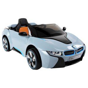 BMW i8 Elbil, Blå