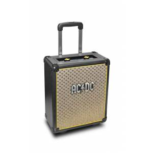 DCShoe AC/DC Högtalare Bluetooth, Svart
