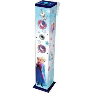 Disney Frozen Bluetooth Sound Tower Med Mikrofon
