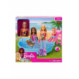 Barbie Doll and Playset Pool