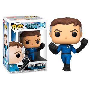 POP Figur Marvel Fantastic Four Mister Fantastic