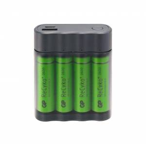 GP Charge AnyWay batteriladdare GPX411