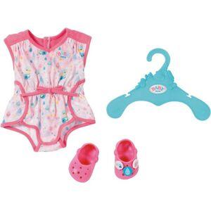 Baby Born Dukketøj - Pyjamas Med Sko 43 Cm