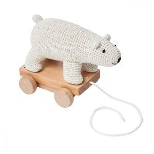 Sebra, Heklet trekkdyr, Isbjørn