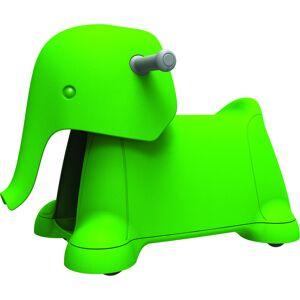 Prince Lionheart yetiZOO, Ride On elefant, grønn