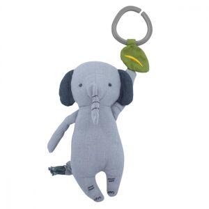 Sebra Musikkuro Elefanten dew grey