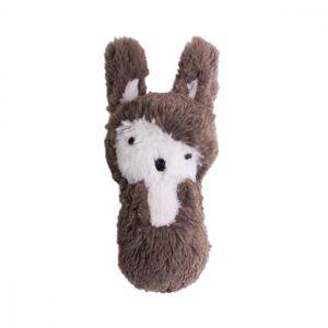 Sebra, Plysjrangle kanin, soil brown