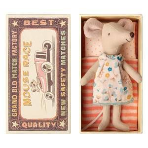 Maileg Big Sister Mouse in Box Floral 3 - 10 years