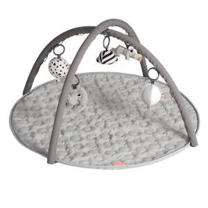 Done by Deer Activity play mat, grey