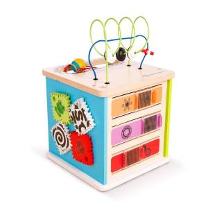 HAPE Active cube Innovation Station 12m+