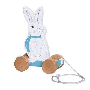 Bloomingville Dragleksak Hare