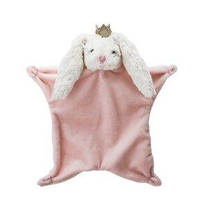 Bloomingville Princess Bunny Snuttefilt Rosa