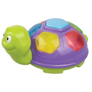 Redbox Purple Turtle with Music and Lights