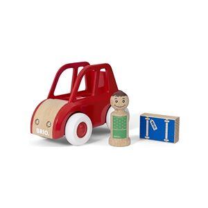 Brio My Home Town - 30346 Lekebil med bagasje