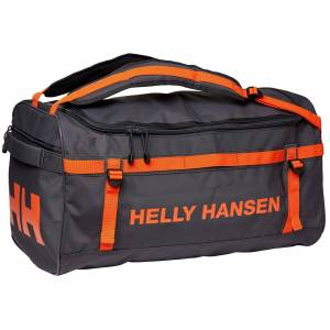 Helly Hansen Hh Classic Duffel Bag Xs STD Black