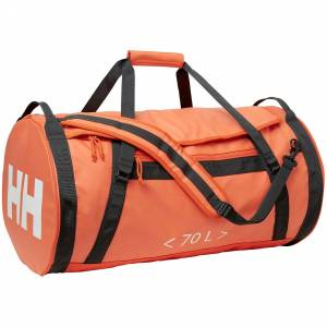 Helly Hansen Hh Duffel Bag 2 70l STD Red