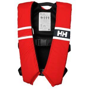 Helly hansen redningsvest comfort compact 40-60kg rød