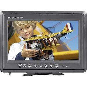 Renkforce T-900B LCD-skjerm for bil 22,9 cm 9 tommer